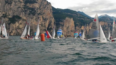 More information on Day 1 - Europeans at Brenzone, Lake Garda