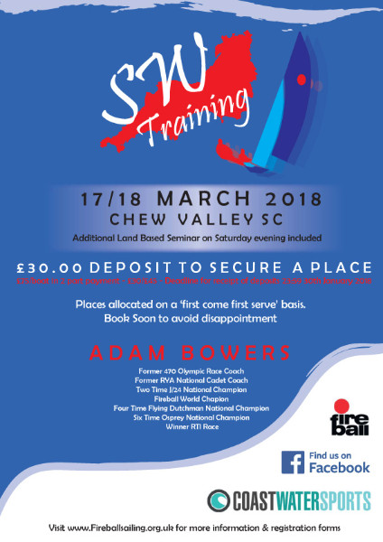 More information on South West Coaching Weekend