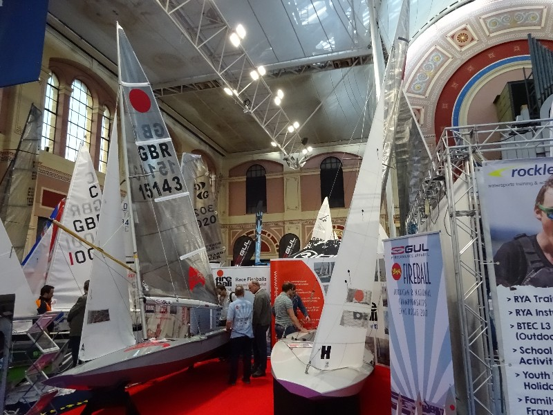 More information on 2018 Dinghy Show - Volunteers needed!