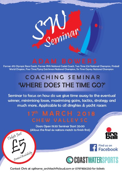 More information on Coaching Seminar
