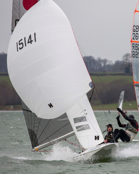 More information on Hyde Sails donate a Nationals spinnaker!