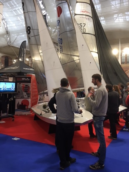 More information on 2019 RYA Dinghy Show ticket discount