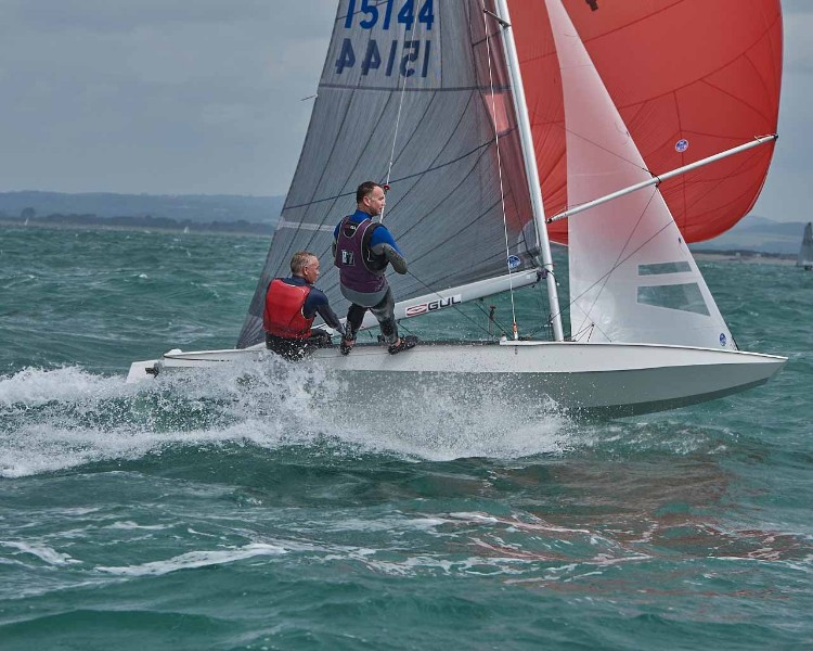 More information on Saskia Clarke to present Golden Dolphin trophy at Dinghy Show
