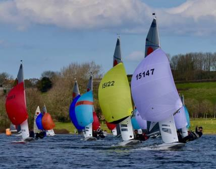 More information on Final 2019 Gul Fireball Golden Dolphin Event at Chew Valley Lake