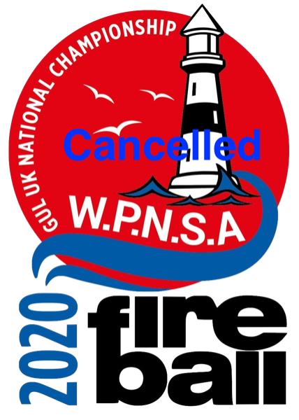 More information on COVID-19 Forces Cancellation of 2020 Gul UK Fireball Nationals at WPNSA