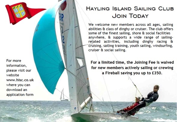 HISC Membership Offer